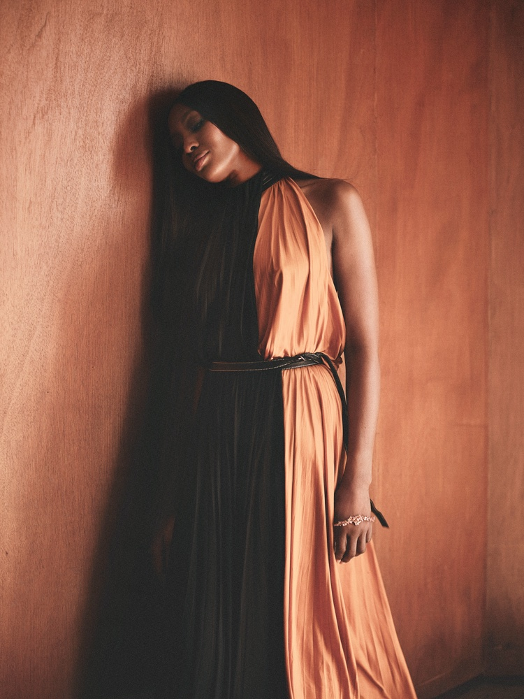 Naomi Campbell Graces the Pages of WSJ. Magazine