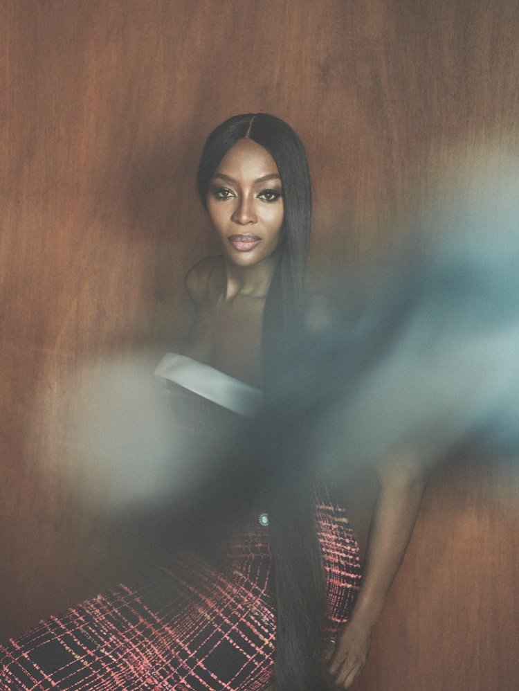 Naomi Campbell Wsj Magazine 2019 Cover Editorial