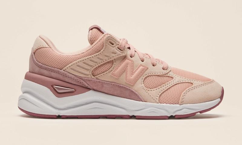 New Balance x Reformation X90 Sneakers in Pink $100