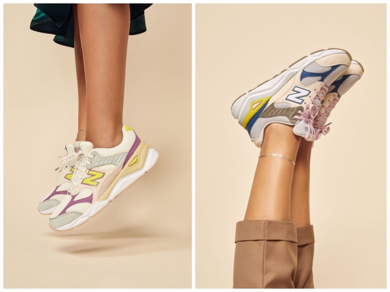 New Balance x Reformation sneakers