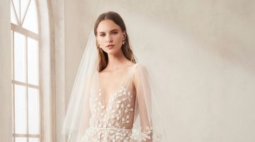 Oscar de la Renta Bridal Goes Modern for Fall 2020