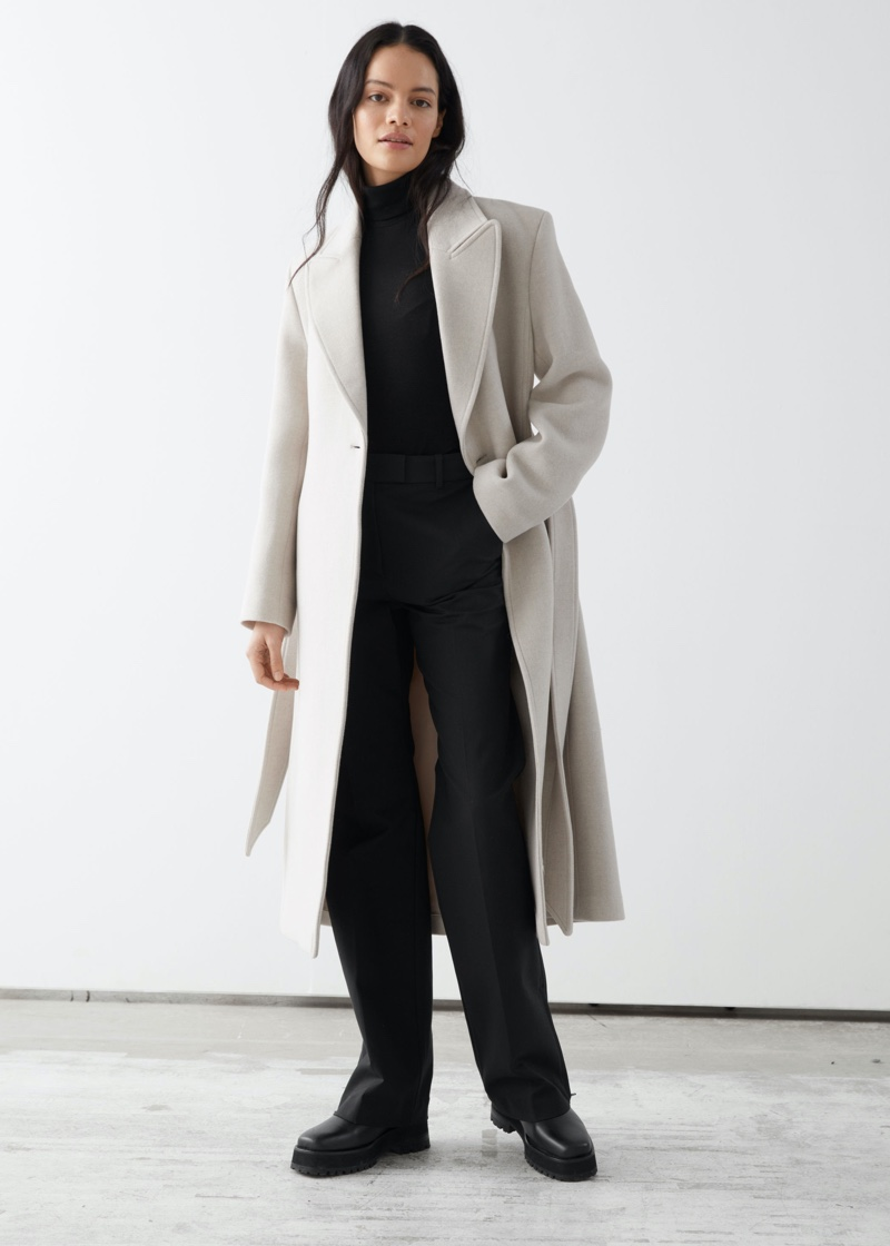 Outerwear Update: See & Other Stories' Stylish Coats
