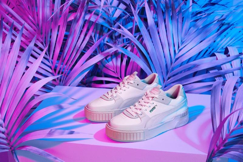 A look at PUMA's Cali Sport sneaker
