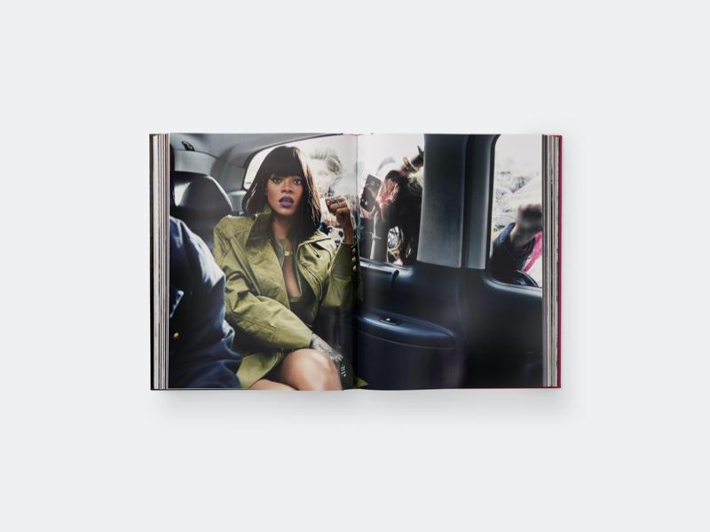 Photo from Rihanna. Courtesy.