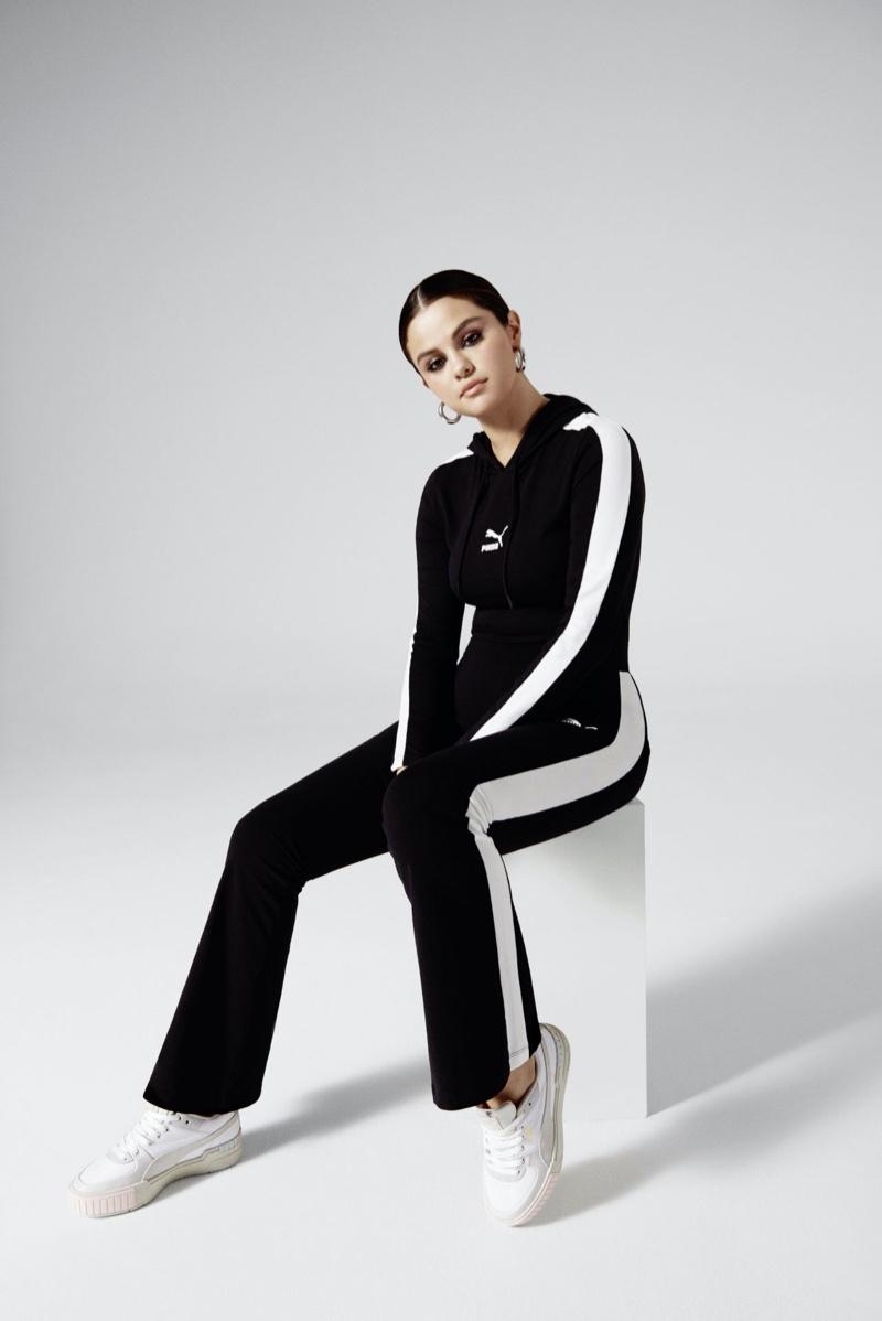 Selena Gomez stars in PUMA Cali Sport sneaker campaign