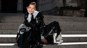 Stefanie Medeiros Wears New Season Looks for Glamour Bulgaria