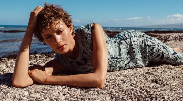 Exclusive: Talea Josephine by IJfke Ridgley in 'Island Time'