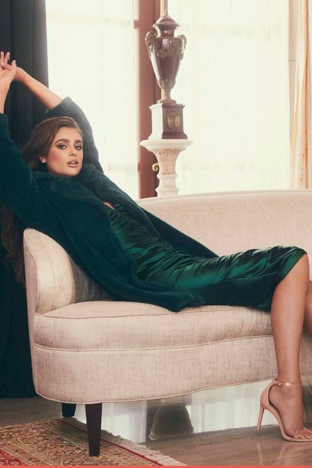 You Have to See Taylor Hill's New Boohoo Collaboration
