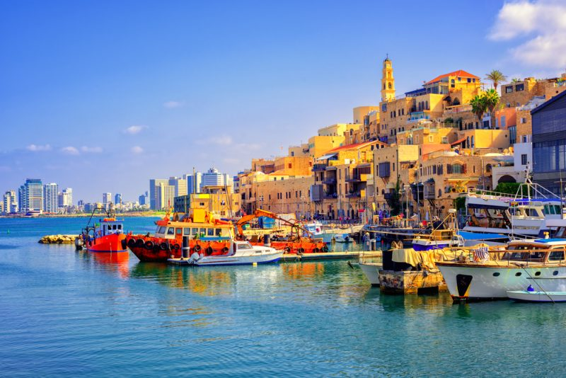 Tel Aviv Port Jaffa
