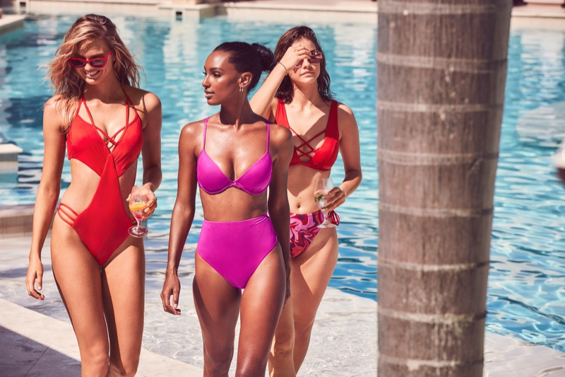 Victoria's Secret unveils resort 2019 Swim campaign