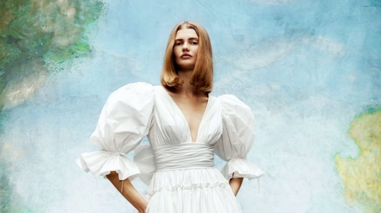 Viktor & Rolf Bridal Has a Garden Party for Fall 2020