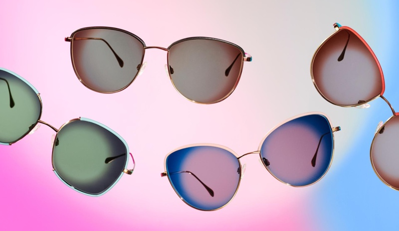Warby Parker Halo sunglasses