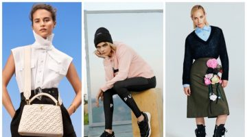 Week in Review | Amber Valletta's New Cover, Cara Delevingne for PUMA, Louis Vuitton Ads + More