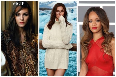 Week in Review | Vittoria Ceretti's New Cover, Irina Shayk for Falconeri, Rihanna's Book + More
