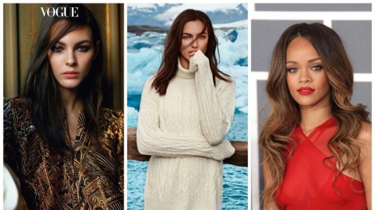 Week in Review | Vittoria Ceretti's New Cover, Irina Shayk for Falconeri, Rihanna's Book + More