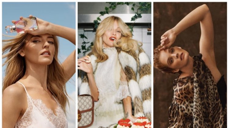 Week in Review | Alexina Graham's New Cover, VS Fragrance, Sienna Miller for Gucci + More