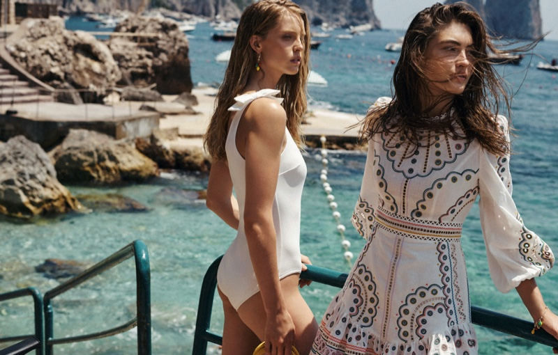 Zimmermann sets resort 2020 in Capri, Italy