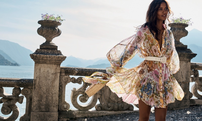 Zimmermann highlights Super Eight collection for resort 2020