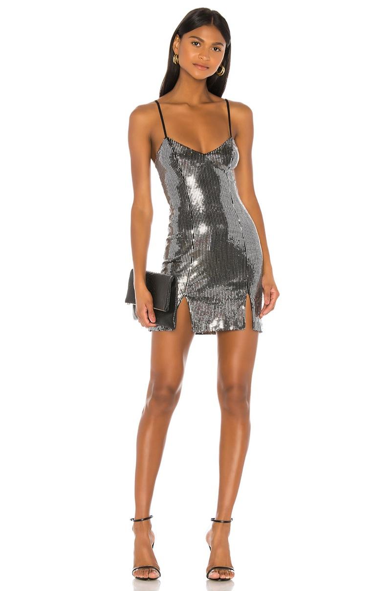 h:ours Mai Mini Dress $158