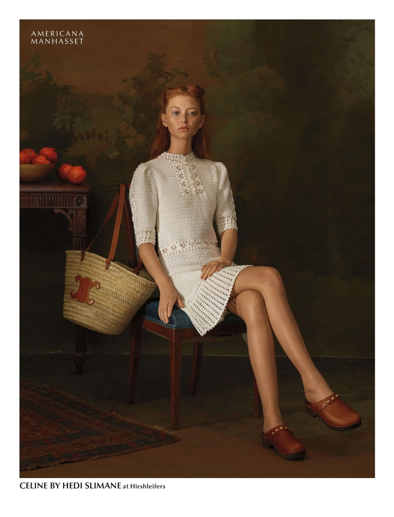 Americana Manhasset taps Sara Grace Wallerstedt for holiday 2019 campaign