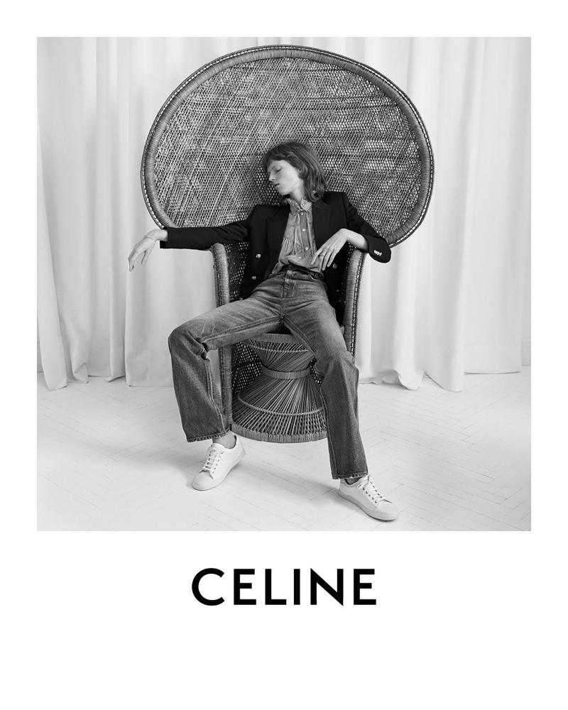 Laura stars in Celine resort 2020 campaign