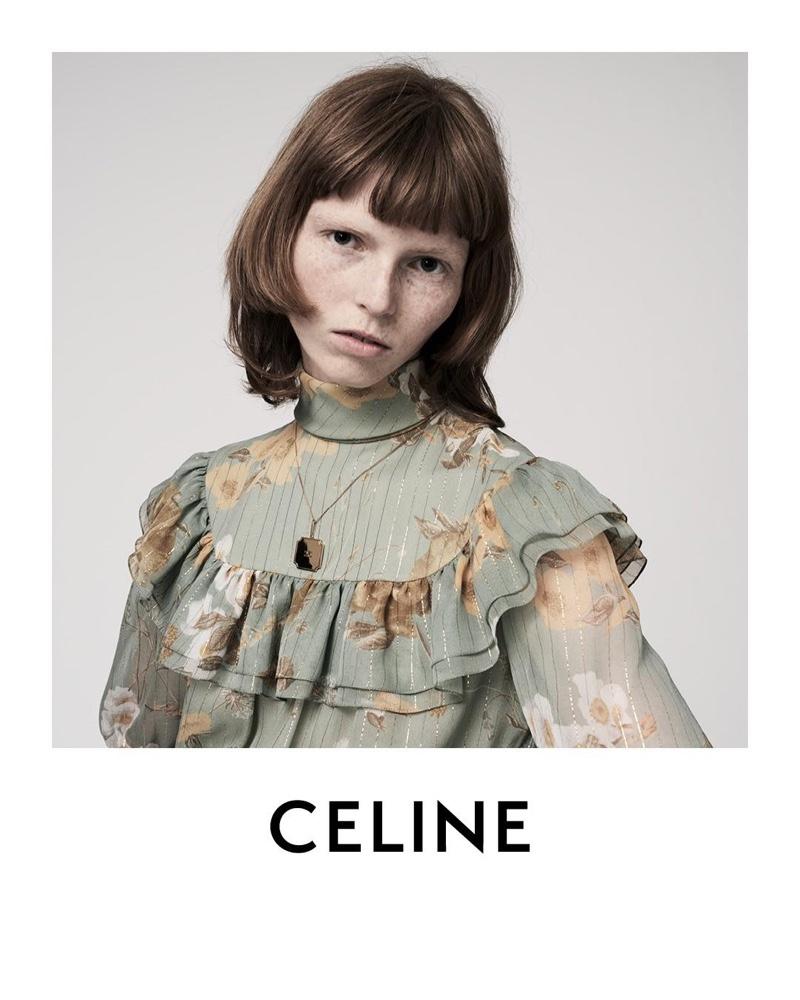 Celine unveils resort 2020 campaign