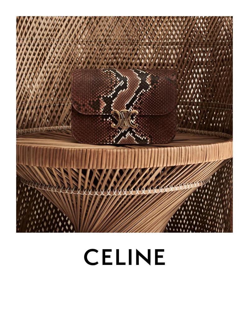 Handbags take the spotlight for Celine resort 2020 campaign