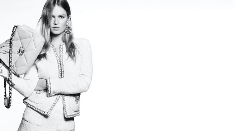 Anna Ewers fronts Chanel resort 2020 campaign
