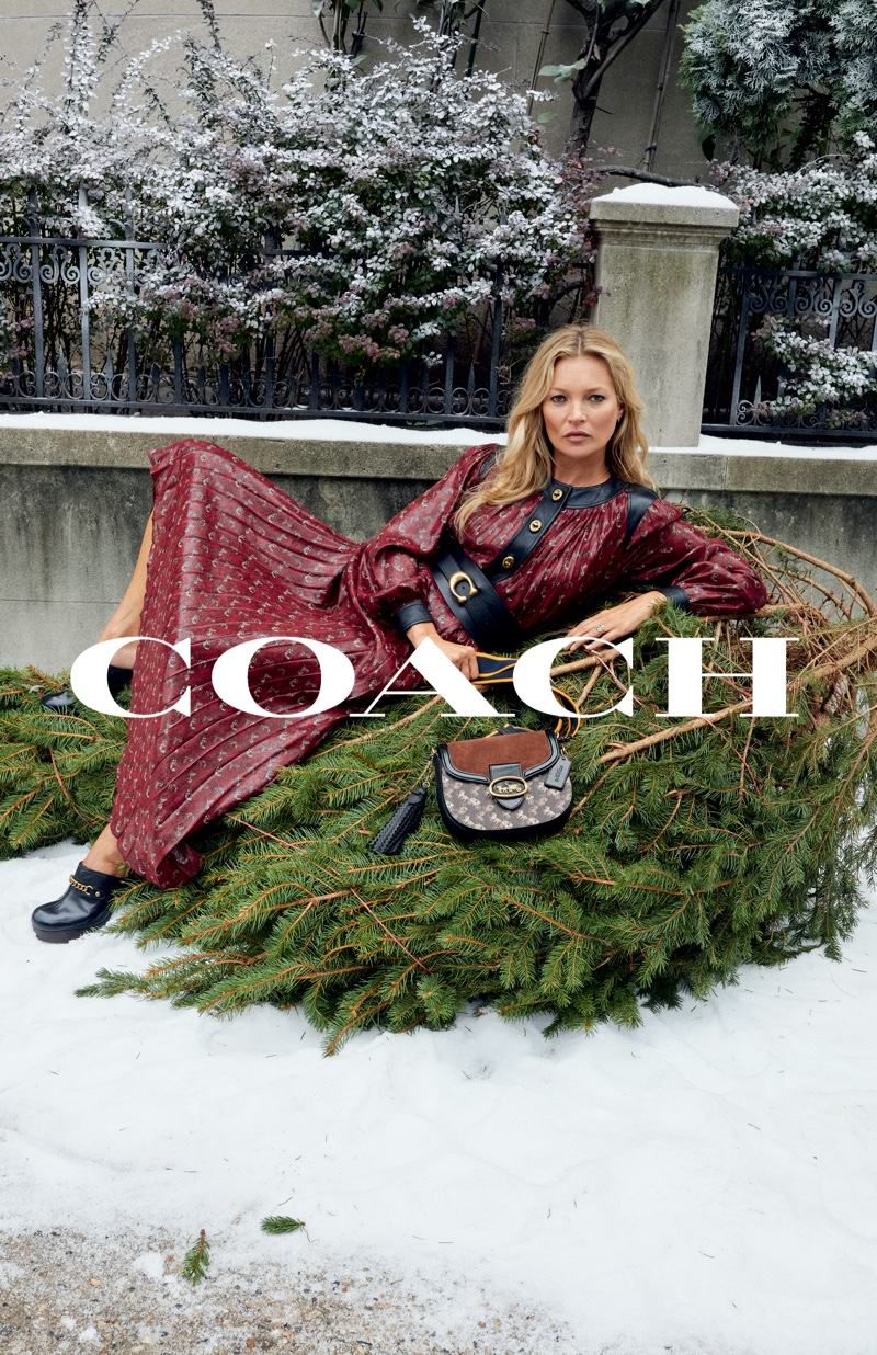Kate, Yara & Megan Get Festive in Coach Holiday 2019 Campaign