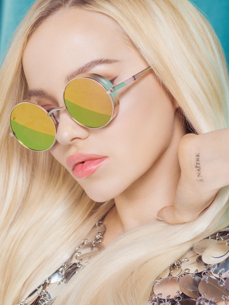 Dove Cameron stars in Dove x Prive Revaux campaign