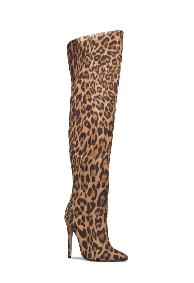 Erika Jayne x ShoeDazzle Shady B*tch Boot $75.95