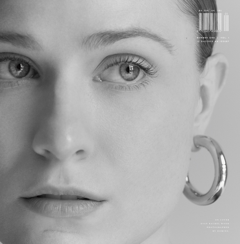 Evan Rachel Wood on Number One Issue #1