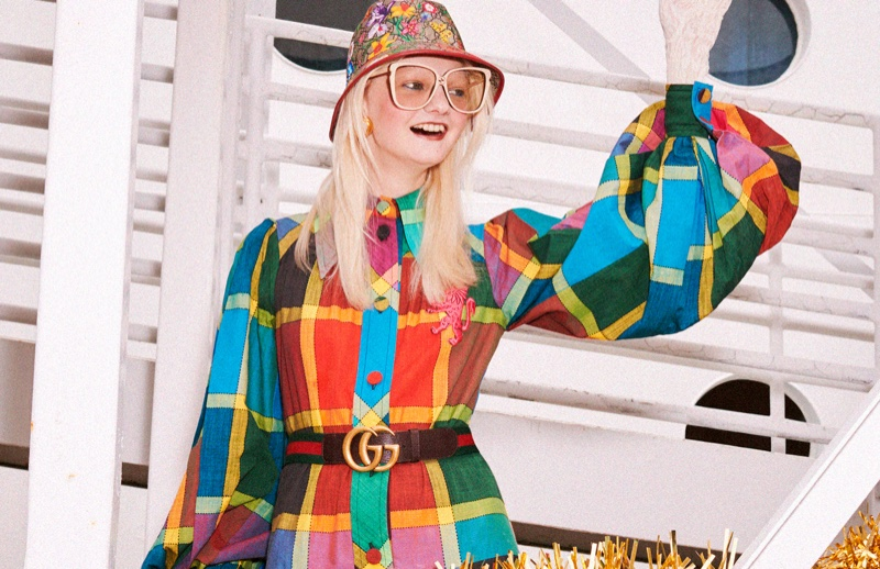 Gucci sets its Holiday 2019 campaign on a cruise ship