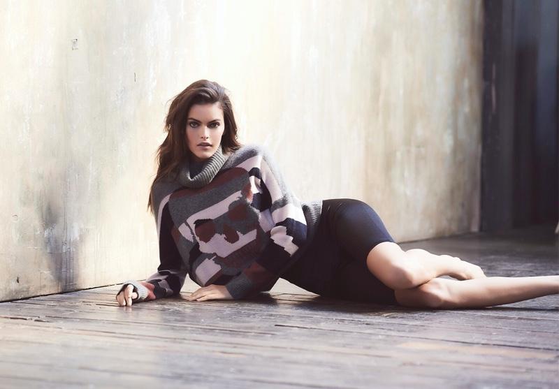 Skull Cashmere Justine turtleneck sweater