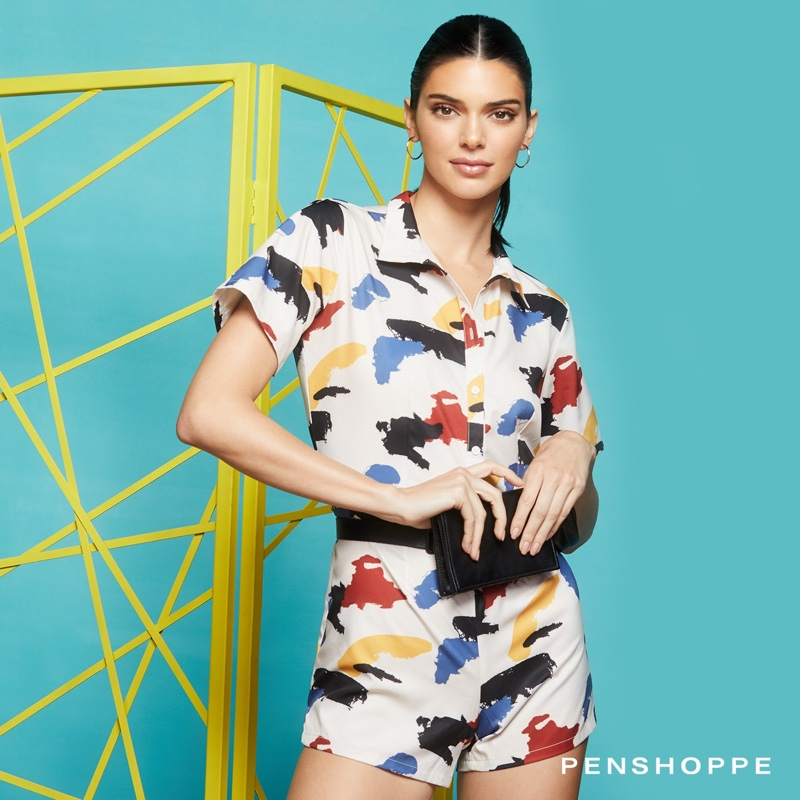 Kendall Jenner stars in Penshoppe Holiday 2019 campaign