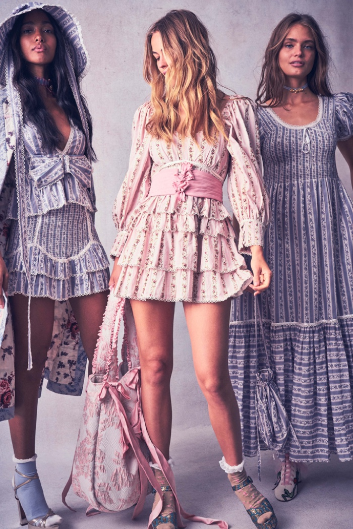 LoveShackFancy launches resort 2020 collection