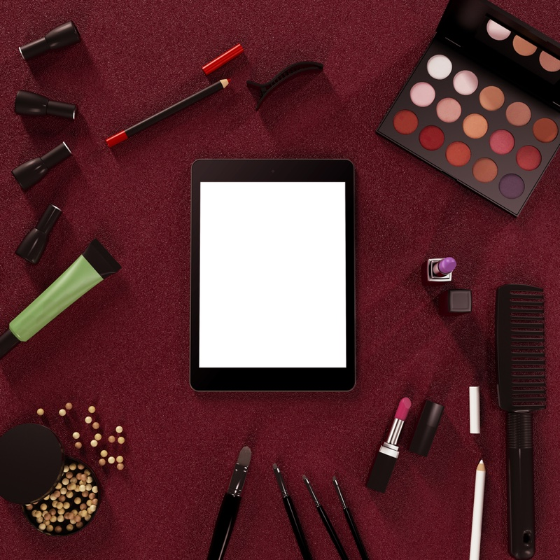 Makeup Tablet Cosmetics