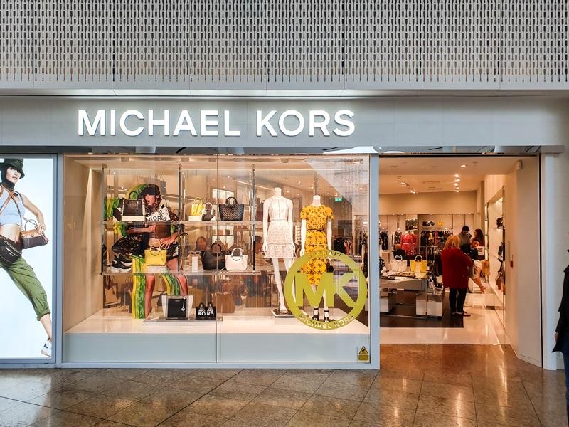 Michael Kors Storefront Sheffield UK Mall