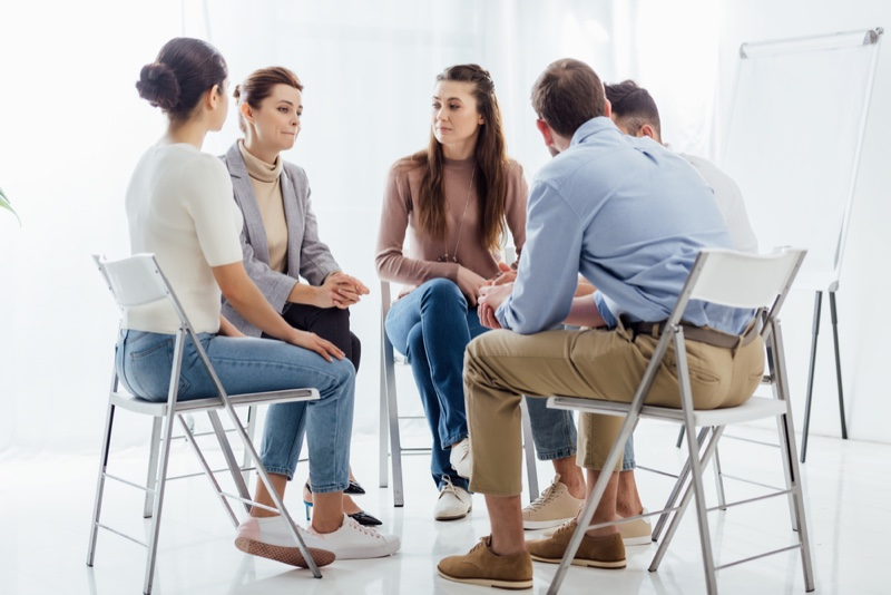 People Support Group Chairs