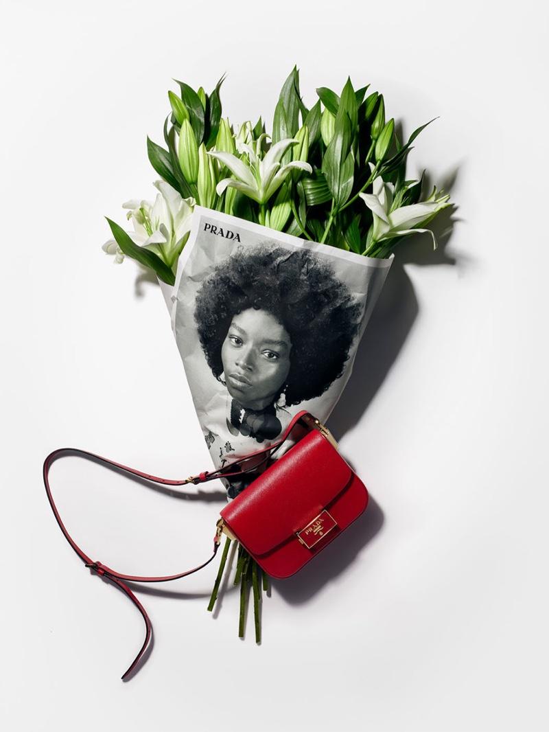Prada taps Toni Smith for resort 2020 campaign