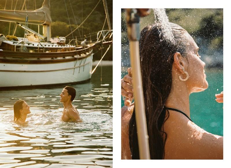 Cameron Hammond photographs Ribs & Dust resort 2020 campaign
