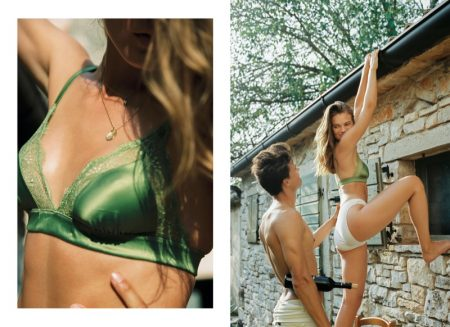 Lois & Tom Couple Up in Ribs & Dust Resort 2020 Campaign