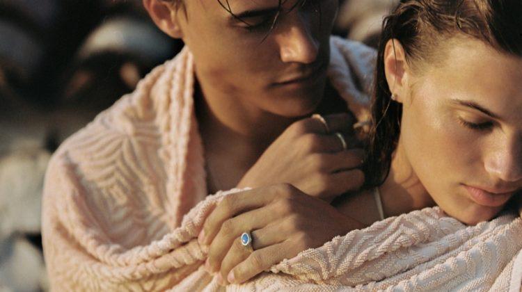 Lois Schindeler & Tom Cornelisse star in Ribs & Dust resort 2020 campaign