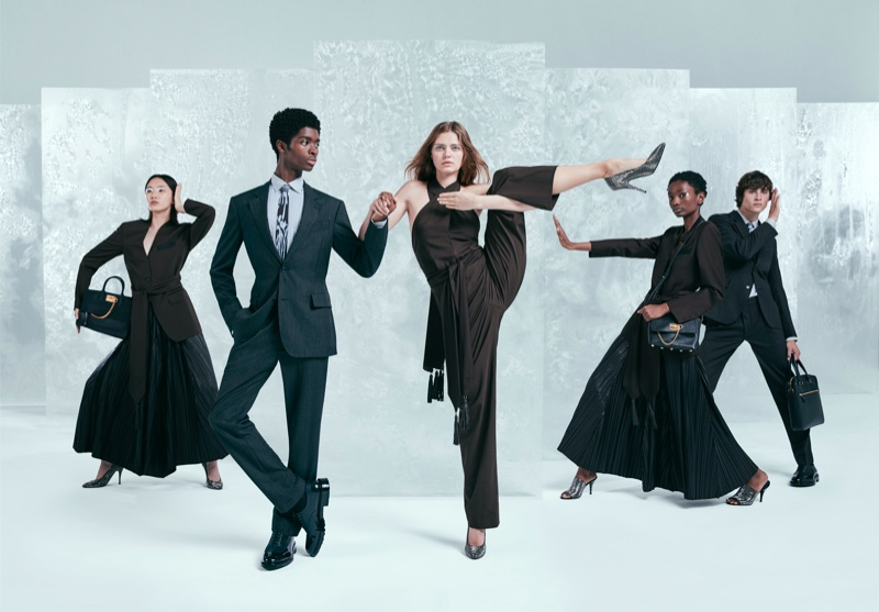 Salvatore Ferragamo launches Holiday 2019 campaign