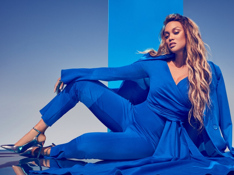 Tyra Banks stars in Nine West fall-winter 2019 campaign