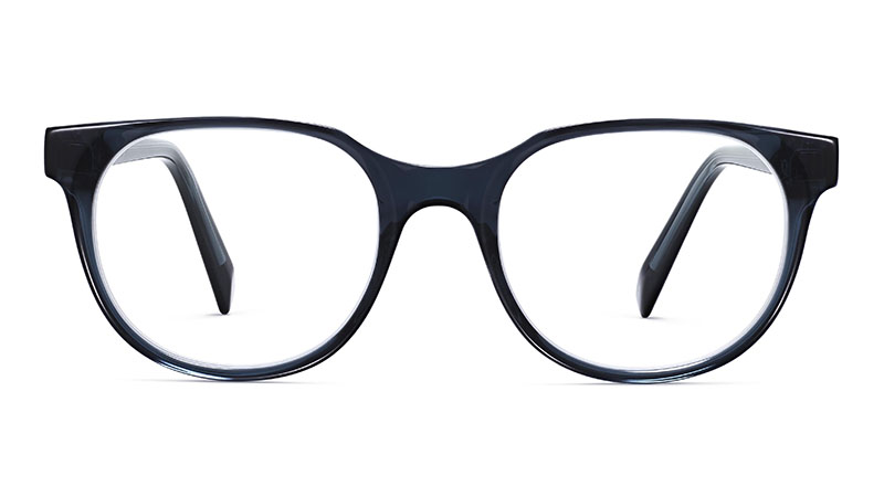 Warby Parker Marbury Glasses in Layered Seabed Crystal $95