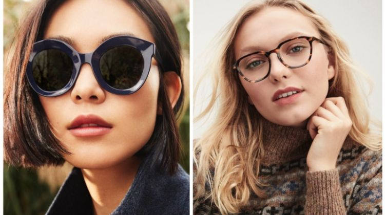 See Clearly in Warby Parker's Winter 2019 Eyewear