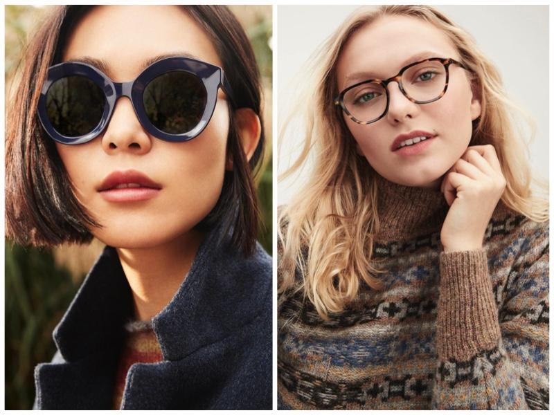 Warby Parker winter 2019 eyewear