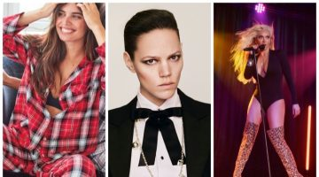 Week in Review | Freja Beha Erichsen's New Cover, VS Holiday, Erika Jayne x ShoeDazzle + More