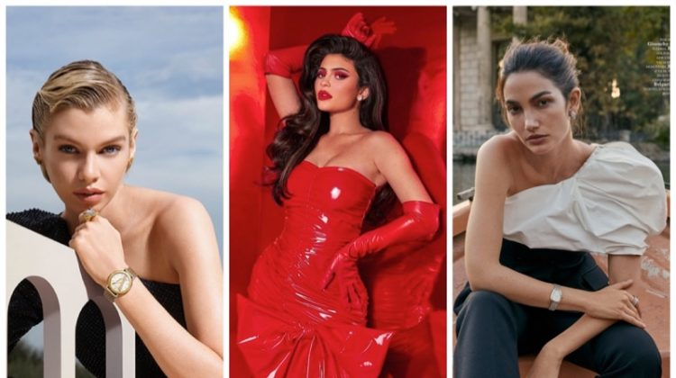 Week in Review | Lily Aldridge's New Cover, Stella Maxwell for Versace, Kylie Cosmetics + More